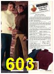 1971 Sears Fall Winter Catalog, Page 603