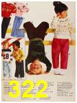 1987 Sears Fall Winter Catalog, Page 322