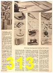 1960 Sears Fall Winter Catalog, Page 313