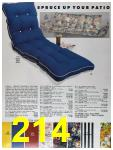 1992 Sears Summer Catalog, Page 214