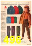 1963 Sears Fall Winter Catalog, Page 496