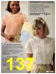 1981 Sears Spring Summer Catalog, Page 137
