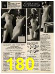 1972 Sears Fall Winter Catalog, Page 180
