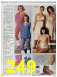 1985 Sears Spring Summer Catalog, Page 249