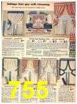 1942 Sears Spring Summer Catalog, Page 755