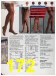 1986 Sears Spring Summer Catalog, Page 172