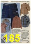 1980 Sears Fall Winter Catalog, Page 185