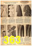 1962 Sears Fall Winter Catalog, Page 363