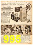 1958 Sears Fall Winter Catalog, Page 995