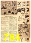 1958 Sears Spring Summer Catalog, Page 784