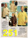 1969 Sears Spring Summer Catalog, Page 251