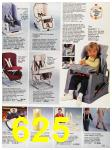1988 Sears Fall Winter Catalog, Page 625