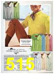 1969 Sears Spring Summer Catalog, Page 515