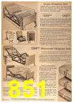 1963 Sears Fall Winter Catalog, Page 851