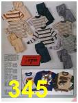 1986 Sears Fall Winter Catalog, Page 345