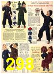 1940 Sears Fall Winter Catalog, Page 298