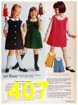 1967 Sears Fall Winter Catalog, Page 407