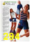 1972 Sears Spring Summer Catalog, Page 294