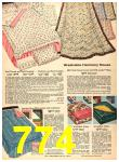 1956 Sears Fall Winter Catalog, Page 774
