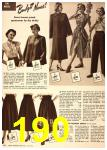 1949 Sears Spring Summer Catalog, Page 190