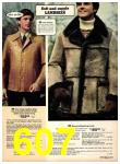 1977 Sears Fall Winter Catalog, Page 607