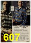 1979 Sears Fall Winter Catalog, Page 607