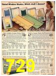 1942 Sears Spring Summer Catalog, Page 729