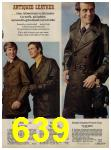 1972 Sears Fall Winter Catalog, Page 639