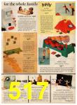 1973 Sears Christmas Book, Page 517