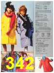 1987 Sears Fall Winter Catalog, Page 342