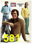 1974 Sears Fall Winter Catalog, Page 581