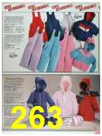 1986 Sears Fall Winter Catalog, Page 263