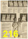 1959 Sears Spring Summer Catalog, Page 216