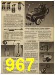 1962 Sears Spring Summer Catalog, Page 967