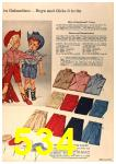1964 Sears Spring Summer Catalog, Page 534
