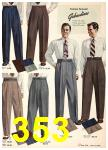 1949 Sears Spring Summer Catalog, Page 353