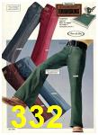 1975 Sears Spring Summer Catalog, Page 332