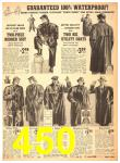 1940 Sears Fall Winter Catalog, Page 450