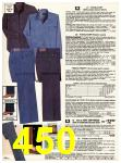 1983 Sears Spring Summer Catalog, Page 450