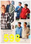 1967 Sears Spring Summer Catalog, Page 598