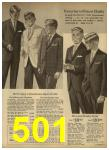 1962 Sears Spring Summer Catalog, Page 501