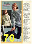 1969 Sears Fall Winter Catalog, Page 70