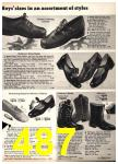 1975 Sears Fall Winter Catalog, Page 487
