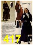 1972 Sears Fall Winter Catalog, Page 417