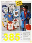 1985 Sears Fall Winter Catalog, Page 385