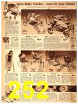 1942 Sears Spring Summer Catalog, Page 252