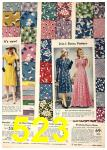 1942 Sears Spring Summer Catalog, Page 523