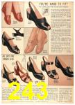 1956 Sears Fall Winter Catalog, Page 243
