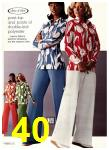 1975 Sears Spring Summer Catalog, Page 40