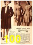 1942 Sears Spring Summer Catalog, Page 100